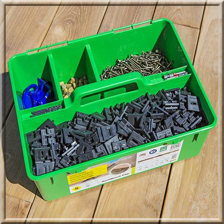 Hardwood Clip Pro Box 450